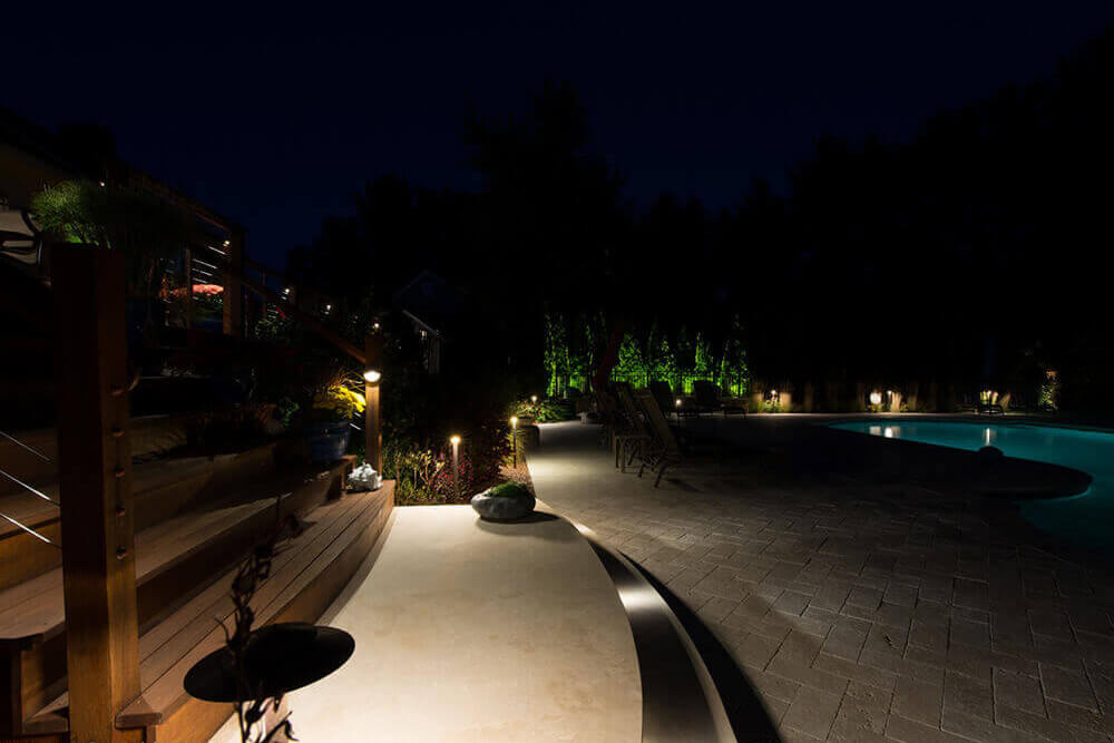 Landscape Lighting Portfolio